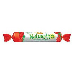 Натуретто клубника витамины+железо 17 шт. 39г
