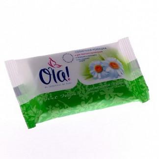 Ола салфетки влажные для интимной гигиены солнечная ромашка 15 шт.