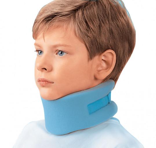 Орлетт бандаж на шейный отдел позвоночника для детей бн6-53-4, фото №1