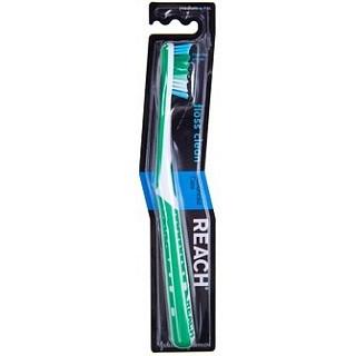 Рич флосс клин зубная щетка средняя