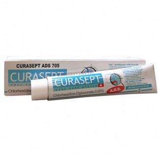 Курапрокс зубная паста гелевая с хлоргексидином 0,05% 75мл