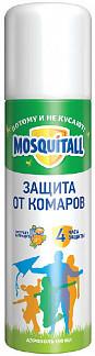 Москитол защита для взрослых аэрозоль от комаров 150мл