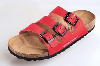 Ортманн марсель обувь ортопедическая женская 7.04.2 размер 39 красный