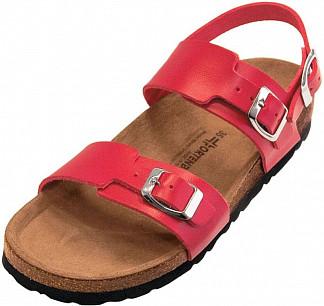Ортманн рио обувь ортопедическая детская 7.07.2 размер 25 красный