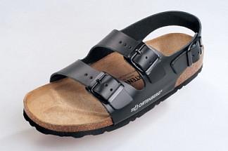 Ортманн берн обувь ортопедическая мужская 7.01.2 размер 36 черная