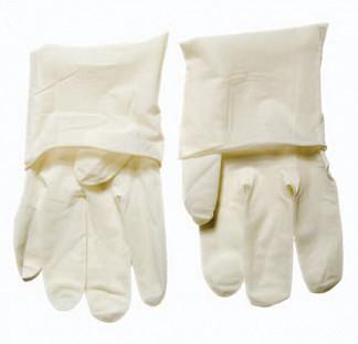 Перчатки смотровые нестерильные размер м 50 шт. пар