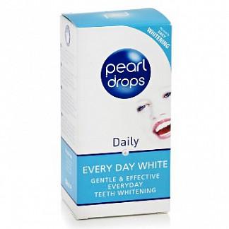 Перлдропс зубная паста everyday white 50мл