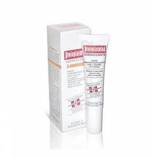 Протоплазмина igenizzante гель очиститель кожи головы