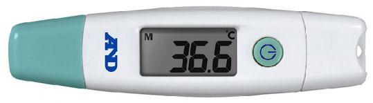 Анд термометр инфракрасный dt-633 ушной, фото №1
