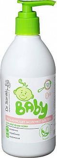 Др. санте беби молочко для тела увлажняющее 300мл