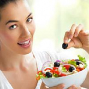 Организму нужно правильное питание