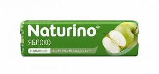 Натурино с витаминами и натуральным соком пастилки яблоко 36,4г