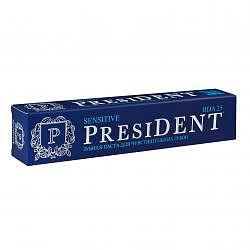 Президент зубная паста сенситив для чувствительных зубов 50мл