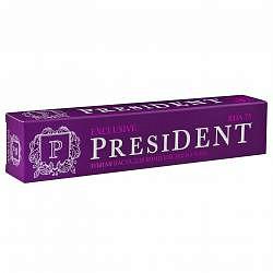 Президент зубная паста эксклюзив комплексная защита 50мл