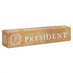 Президент зубная паста эко-био натуральная забота и защита 50мл