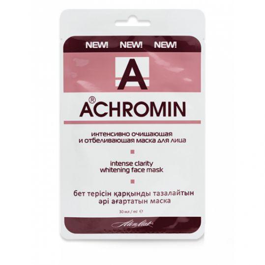 Ахромин маска для лица интенсивное очищение/отбеливание 30мл, фото №1