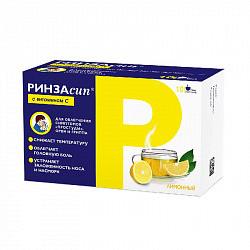 Ринзасип 5г 10 шт. порошок лимон