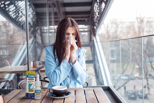 Тизин алерджи 50мкг/доза 10мл спрей назальный дозированный, фото №11