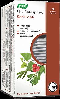 Эвалар био для почек чай 1,5г n20 ф/п