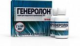 Генеролон 5% 60мл n2 спрей д/наружного применения