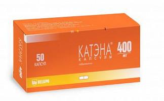Катэна 400мг 50 шт. капсулы