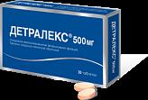 Детралекс 500мг n30 таб. покрытые пленочной оболочкой