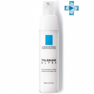 Ля рош позе толеран ультра средство для сверхчувствительной и аллергичной кожи 40мл