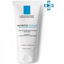 Ля рош позе нутритик интенс крем питательный для глубокого восстановления кожи 50мл