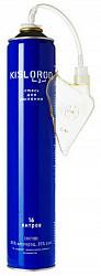 Кислород баллончик медицинский индивидуальный с газовой смесью k16l-м с маской