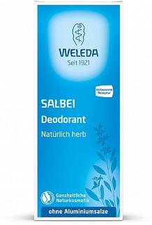 Веледа дезодорант шалфей 100мл