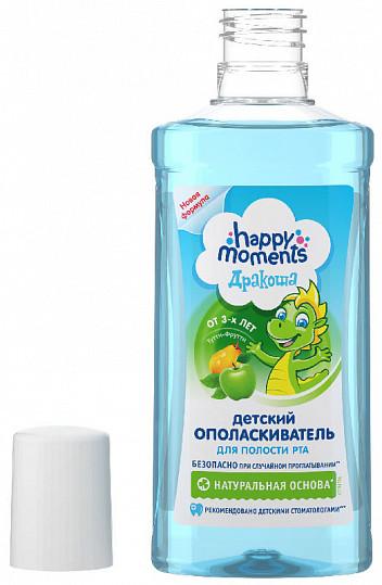 Дракоша ополаскиватель для полости рта для детей тутти-фрутти 3+ 250мл, фото №4