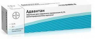 Адвантан 0,1% 20г эмульсия