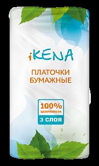 ИКЕНА платки носовые бумажные трехслойные N10