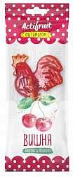Петушок карамель леденцовая с витамином с вишня 17г