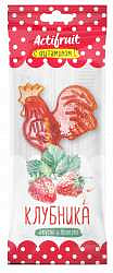 Петушок карамель леденцовая с витамином с клубника 17г