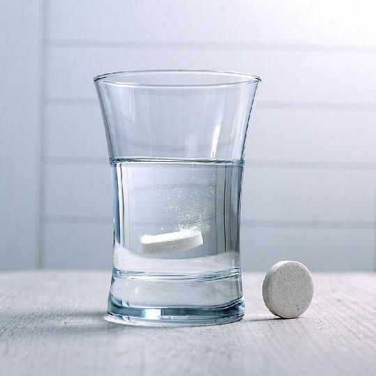 Суправит витамин с таблетки шипучие 850мг 20 шт., фото №2