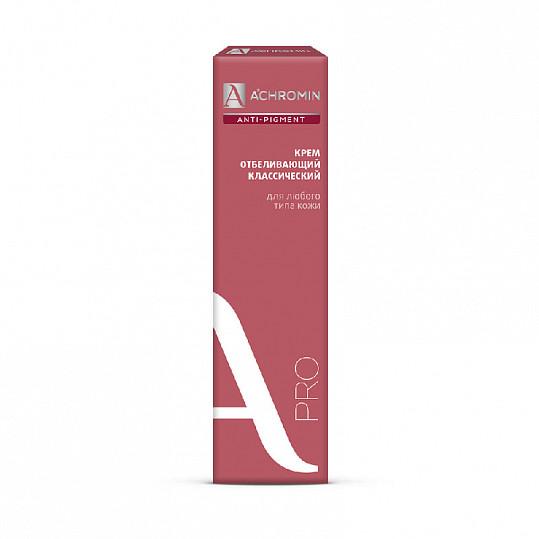 Ахромин крем отбеливающий с уф-фильтрами 45мл, фото №2