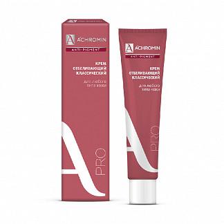 Ахромин крем отбеливающий с уф-фильтрами 45мл