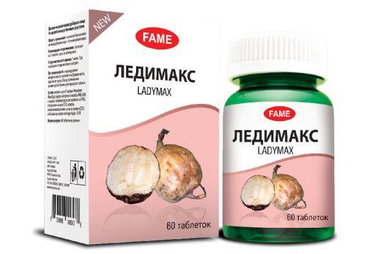 Фэйм ледимакс таблетки 60 шт., фото №1