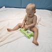 Мое солнышко салфетки влажные для детей очищающие при смене подгузника 70 шт., фото №4