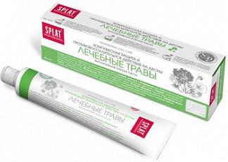 Сплат профешнл зубная паста лечебные травы 40мл