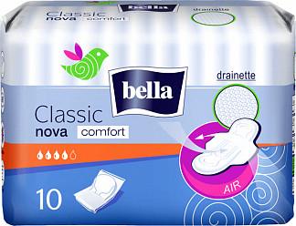 Белла нова классик комфорт прокладки гигиенические 12 шт.