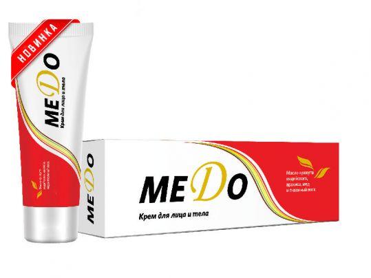 Медо крем для лица/тела 30г, фото №1