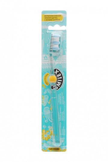 Сплат смайлекс зубная щетка с ионами серебра, фото №2