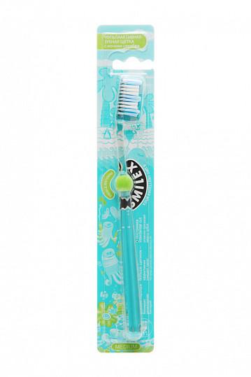 Сплат смайлекс зубная щетка с ионами серебра, фото №3