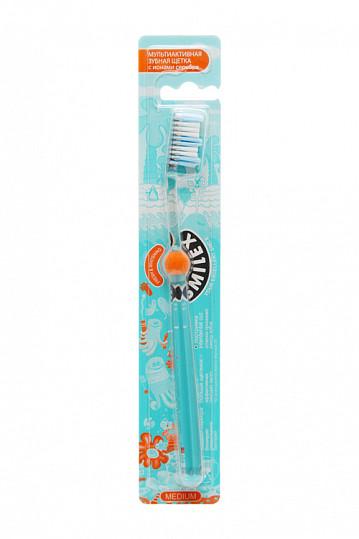 Сплат смайлекс зубная щетка с ионами серебра, фото №4