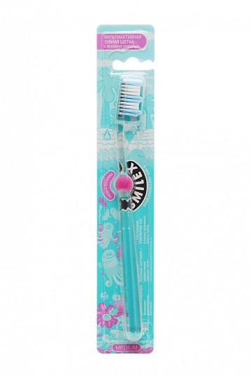 Сплат смайлекс зубная щетка с ионами серебра, фото №5