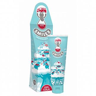 Сплат смайлекс зубная паста освежающая кола 75мл