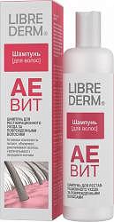 Либридерм аевит шампунь для волос 250мл