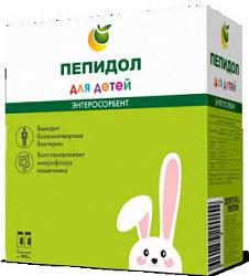 Пепидол пэг раствор для детей 3% 100мл 2 шт.